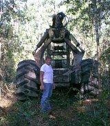 Log Skidder